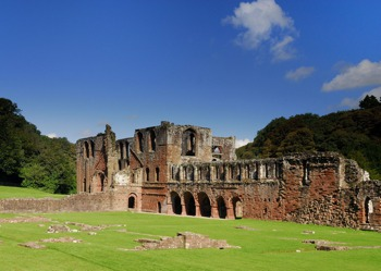 Furness Abbey Ruins