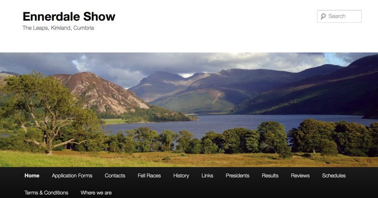 Ennerdale Show August 2018
