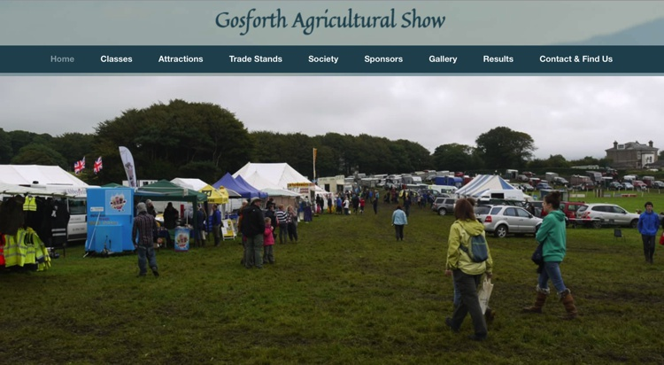 Gosforth Agricultural Show August 2018