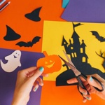 Halloween Crafts at Lowther Castle