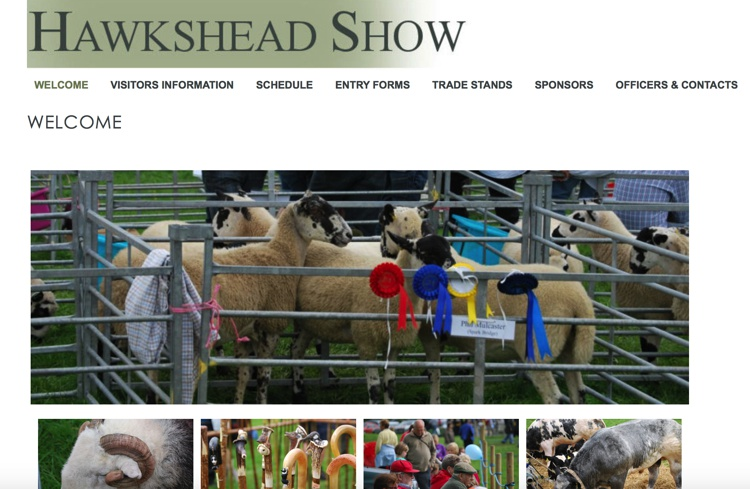 The Hawkshead Show August 2018