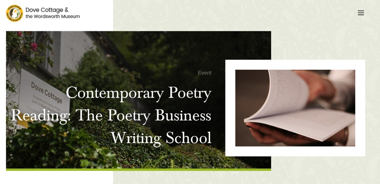 March 2019 Poetry Business Writing School