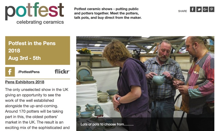 Potfest In The Pens August 2018