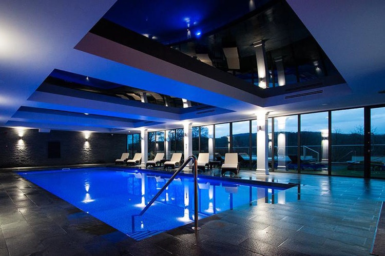 Beech hill hotel spa windermere for Windermere hotels with swimming pools