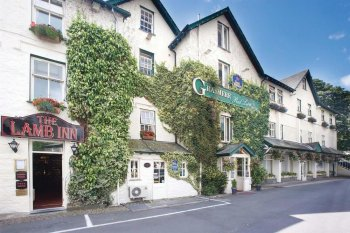 Best Western Grasmere Red Lion Hotel Outside