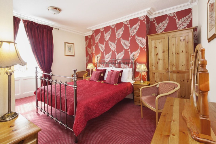 The George Hotel Keswick Room Accommodation