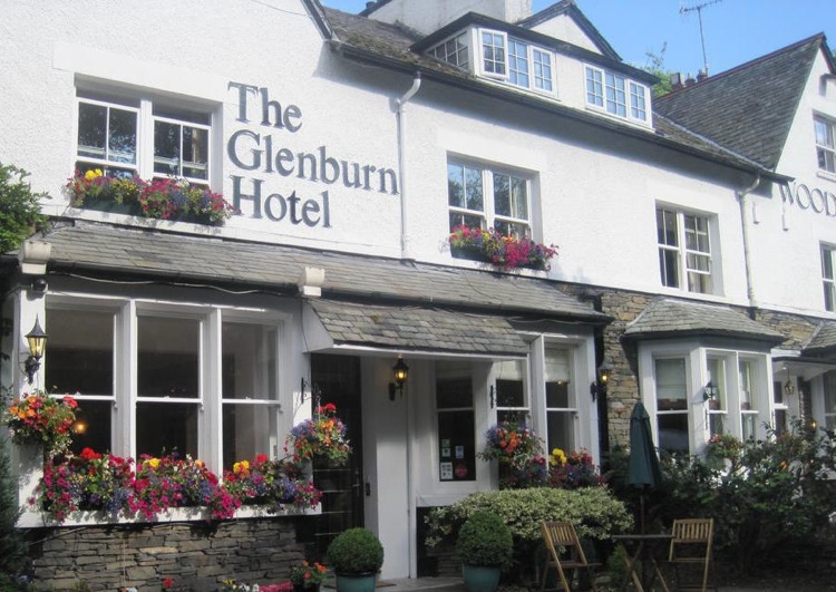 Glenburn Hotel & Restaurant Outside