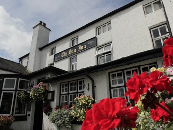 The Sun Inn Hawkshead Outside