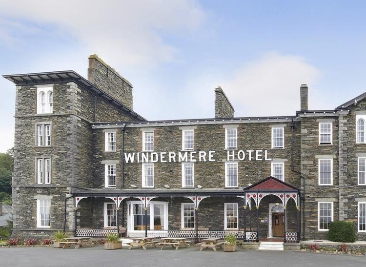 The Windermere Outside