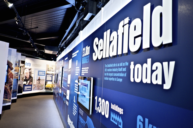 The Sellafield Story at the Beacon Museum