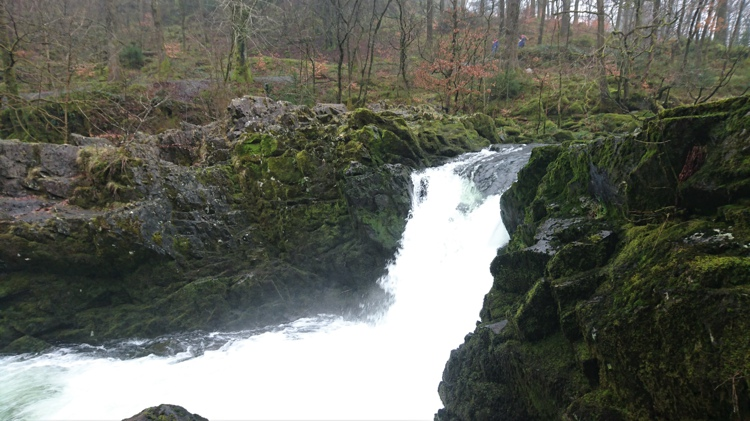 Skelwith Falls