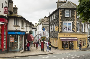 Bowness-on-Windermere Town Centre
