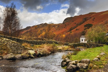 Autumn in Watendlath