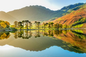 Buttermere in early summer