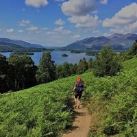 Derwent Water Regatta: Borrowdale Trail Races