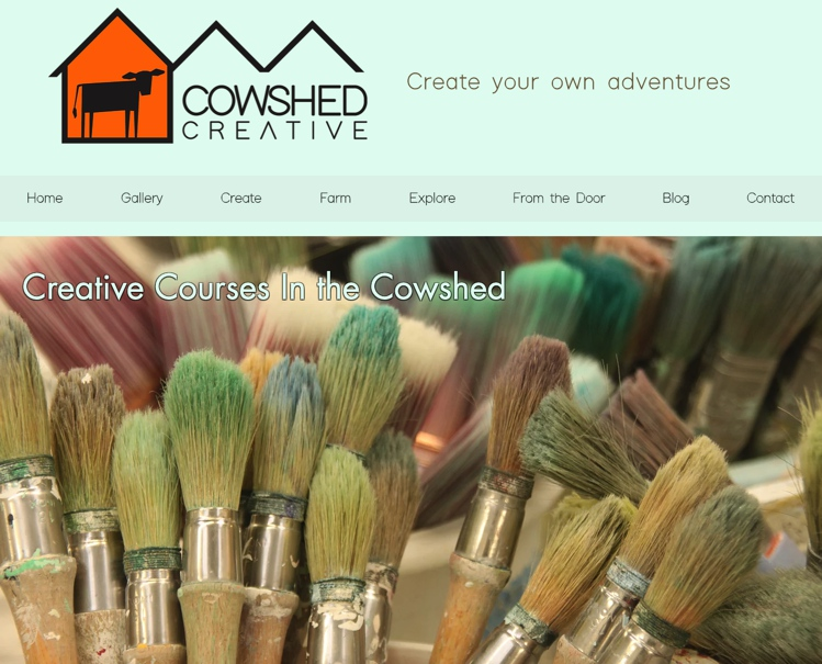 Creative Workshops at Cowshed Creative June 2019