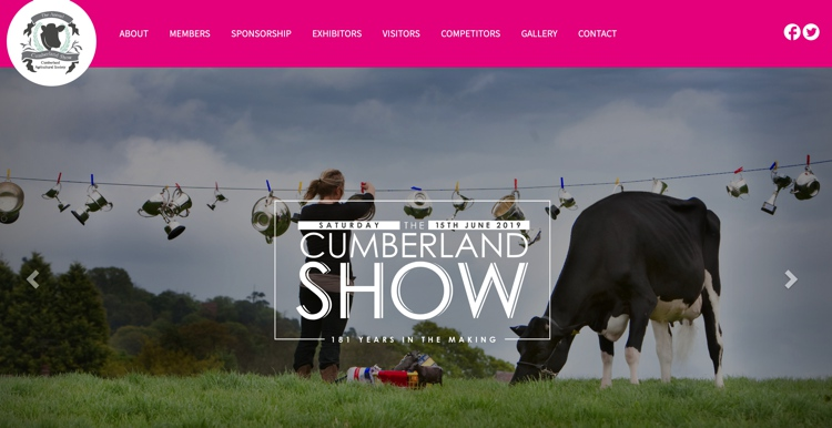 The Cumberland Show June 2019