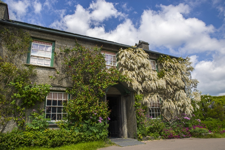 Hill Top, Beatrix Potter's Former Home in the Lake District