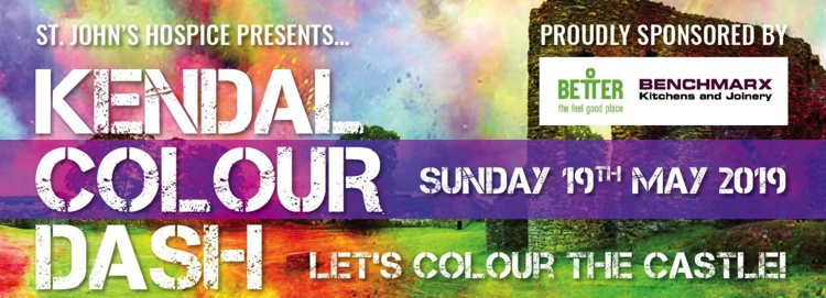 Kendal Colour Dash May 2019