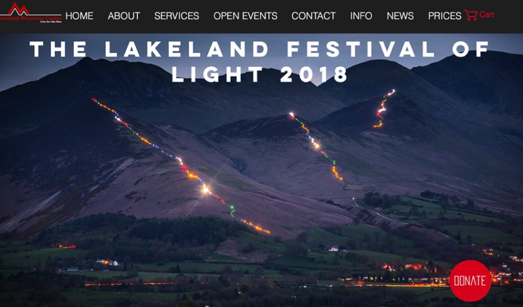 Lakeland Festival of Light 2018