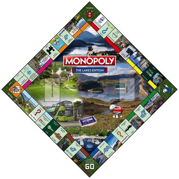 Monopoly: Lakes Edition