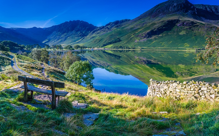 A peaceful Buttermere