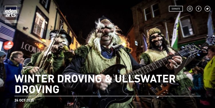 Penrith & Ullswater Winter Droving 2020