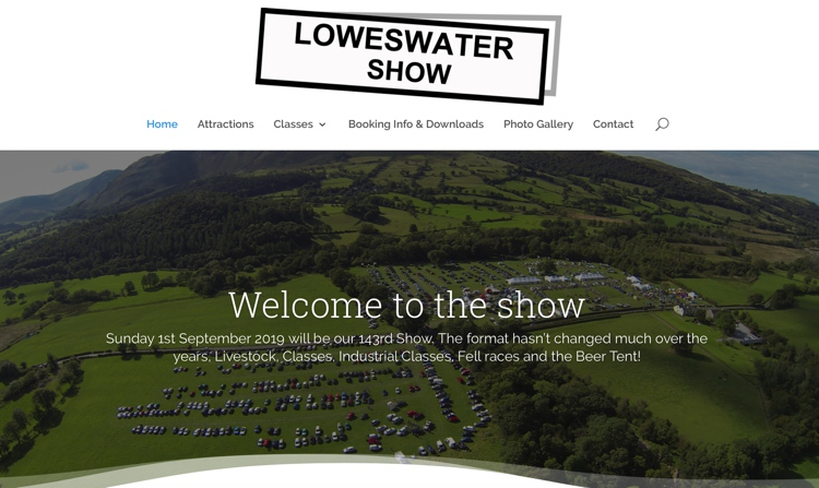 Loweswater Show Sept 2019