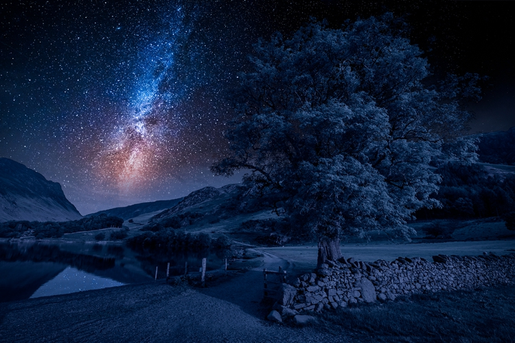Star Gazing in the Lake District