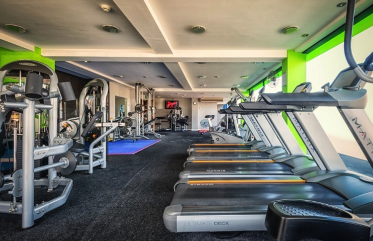 Elite Fitness Penrith Weights Area