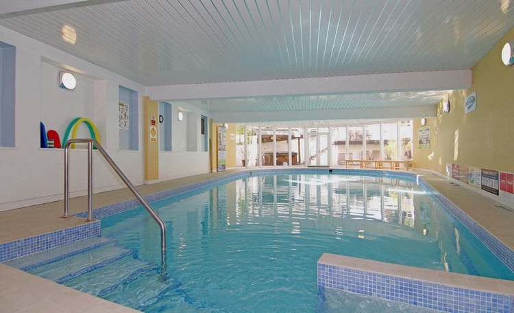 Sports Trek Gym Swimming Pool at Embleton Spa Hotel