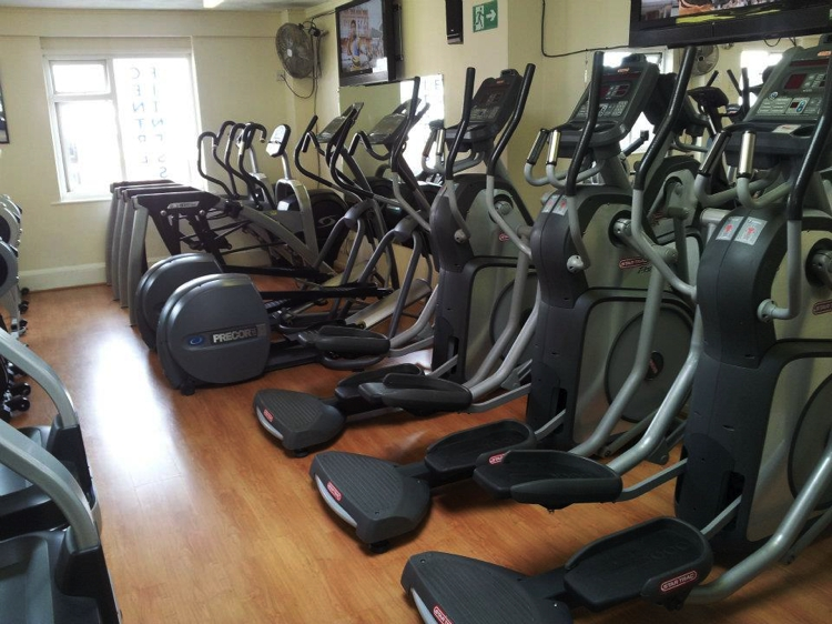 Intrim Fitness Centre Gym Equipment
