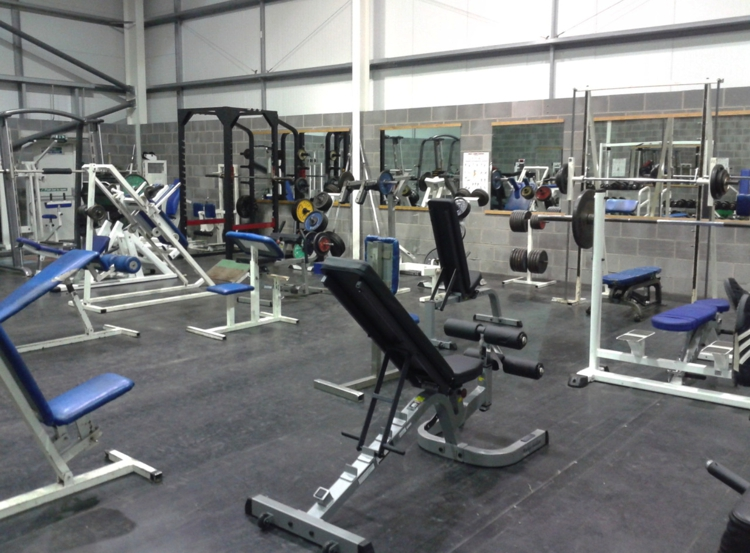 Ironwerx Gym Equipment