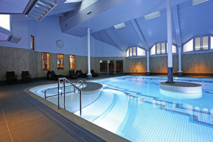 The Health Club's Swimming Pool at the Low Wood Bay Hotel