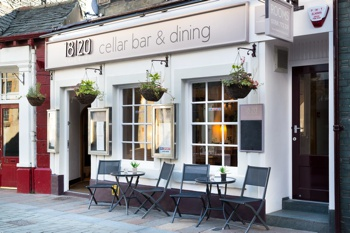 18/20 Cellar Bar, Dining & Rooms Outside