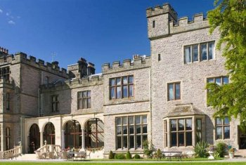 Armathwaite Hall Hotel Outside