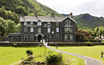 The Borrowdale Hotel Outside