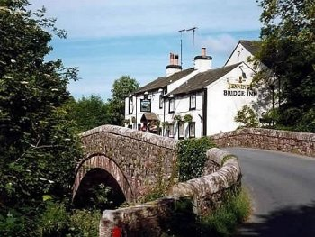 The Bridge Inn Outside