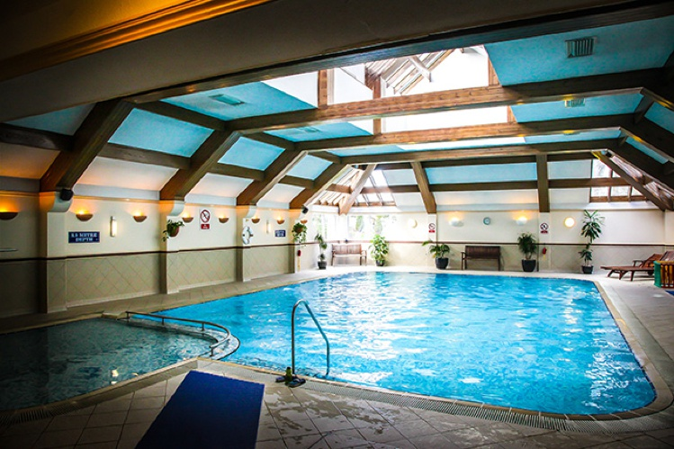 The Crown Hotel Wetheral Swimming Pool
