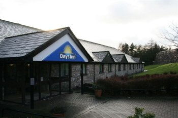 Days Inn Kendal Killington Lake Outside