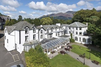The Derwentwater Hotel Outside