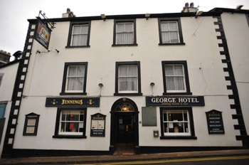 The George Hotel Keswick Outside