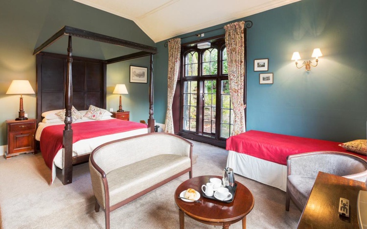 Glen Rothay Room Accommodation