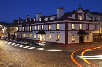 Golf Hotel Silloth Outside