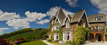 Holbeck Ghyll Country House Hotel Outside