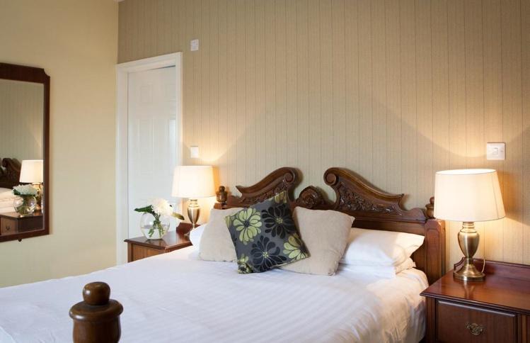 The Lamplighter Room Accommodation