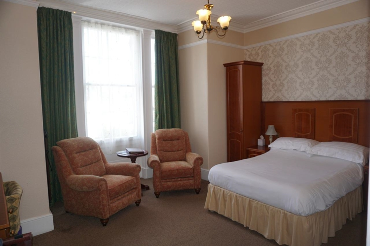 The Manor House Hotel Room Accommodation
