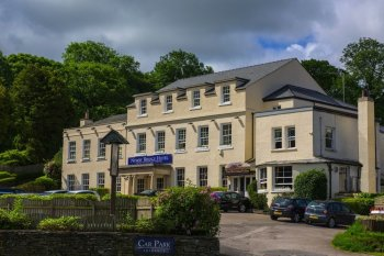Newby Bridge Hotel Outside
