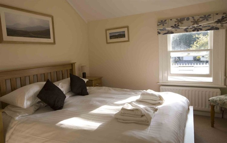 Rooms at Ravenstone Lodge Hotel