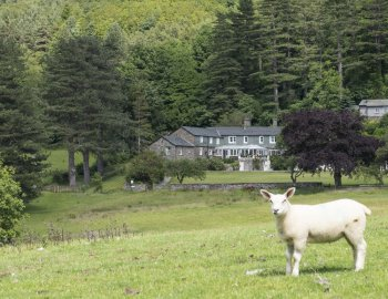 Ravenstone Lodge Hotel Outside